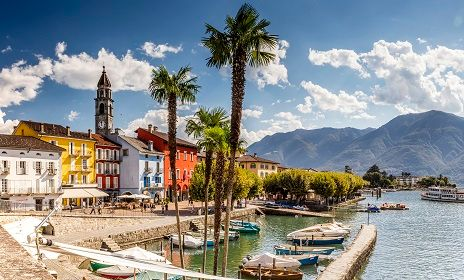 Discovering Ascona